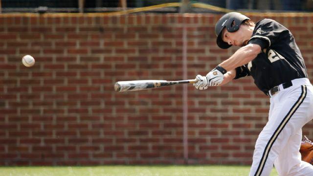 Wofford vs. #3 Vanderbilt (Baseball)