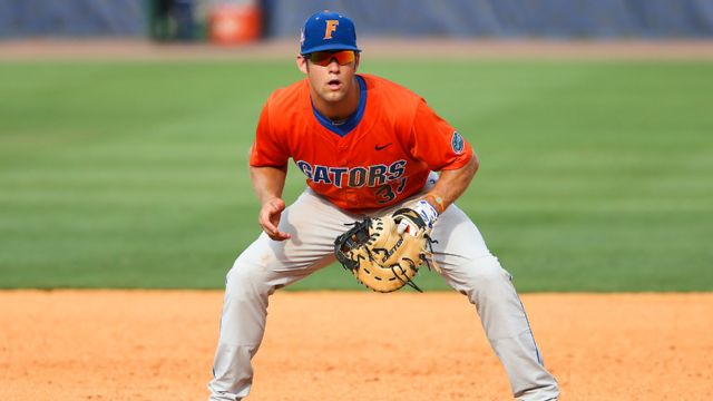 #7 Florida vs. Mississippi State (Baseball) (re-air)