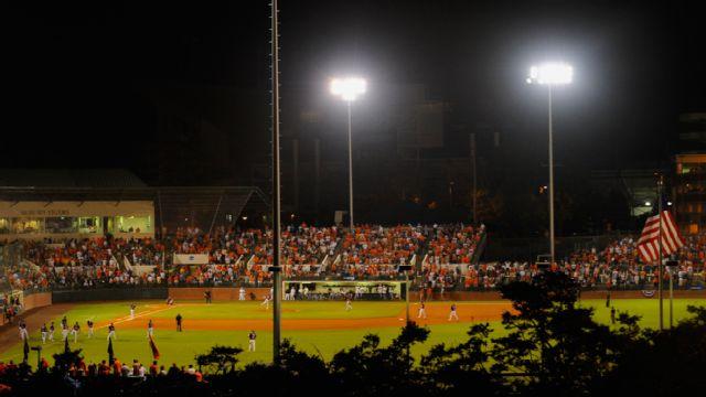 Georgia vs. Auburn (Baseball)