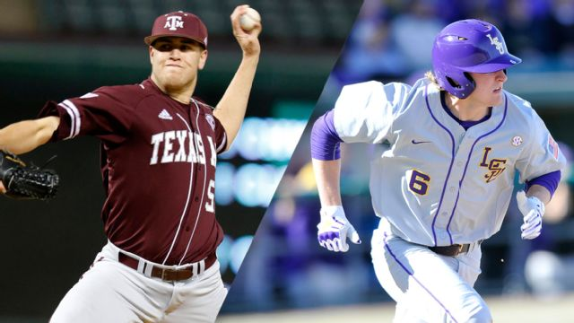 #2 Texas A&M vs. #1 LSU - 4/24/2015 (re-air)
