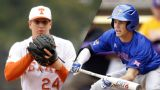 Texas vs. Kansas (Baseball)