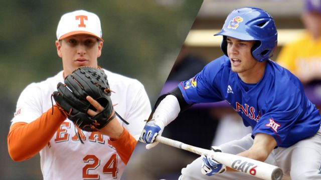 Texas vs. Kansas (Baseball)