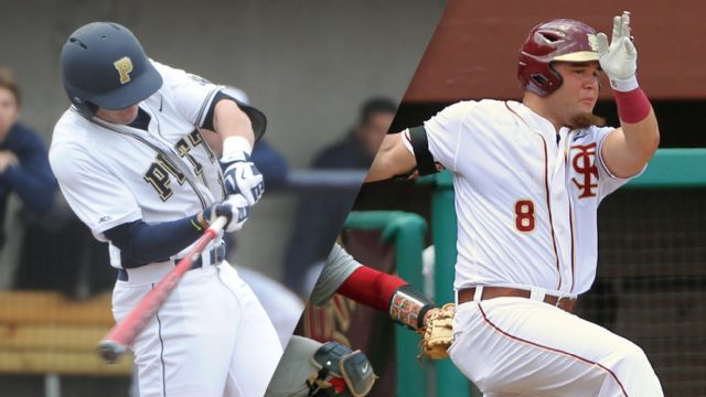 Pittsburgh vs. #13 Florida State (Baseball)