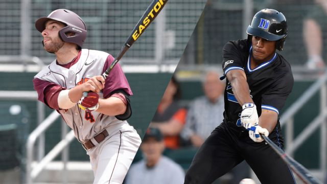 Virginia Tech vs. Duke (Baseball)