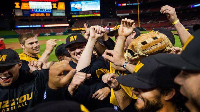 #19 Missouri State vs. #23 Missouri (Baseball)
