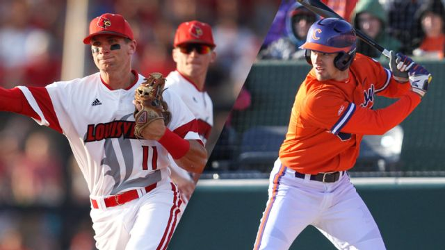 #3 Louisville vs. Clemson (Baseball)