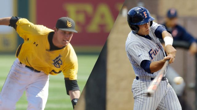 Long Beach State vs. Cal State Fullerton (Baseball)