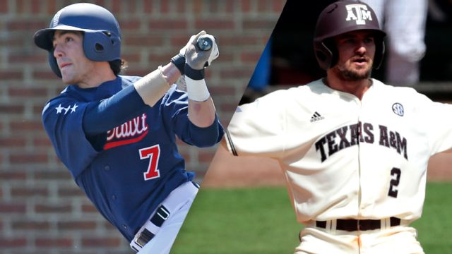 Vanderbilt vs. Texas A&M - 5/23/2015 (re-air)