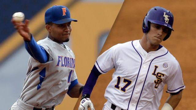 Florida vs. LSU - 5/23/2015 (re-air)