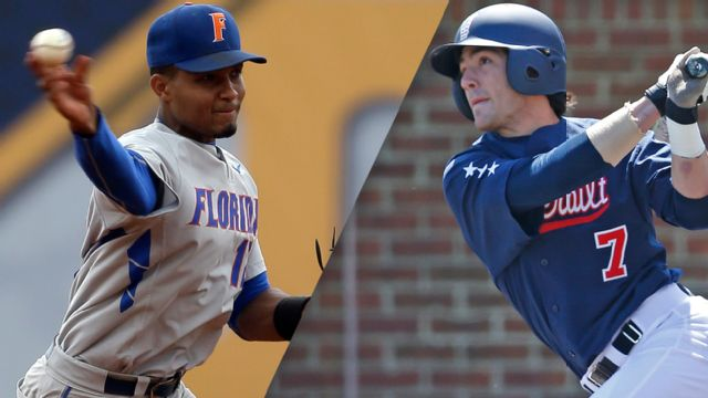 #7 Florida vs. #9 Vanderbilt (Championship) (SEC Baseball Tournament) (re-air)