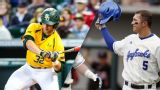 Baylor vs. Kansas (Baseball)