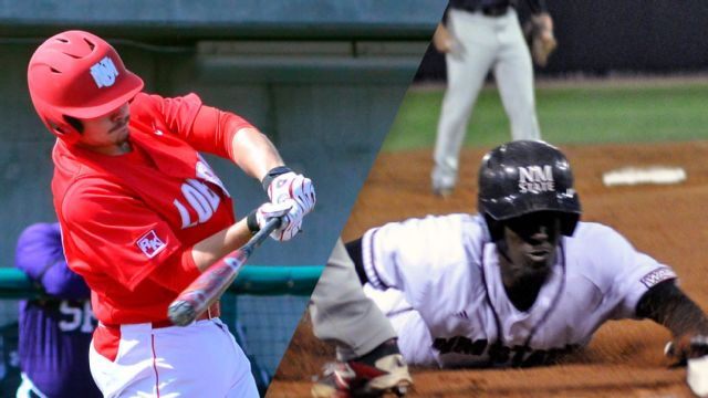 New Mexico vs. New Mexico State (Baseball)