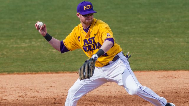 East Carolina vs. #18 Houston (The American Baseball Championship) (re-air)