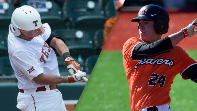 Texas vs. Oregon State (Site 6 / Game 1) (NCAA Baseball Championship)