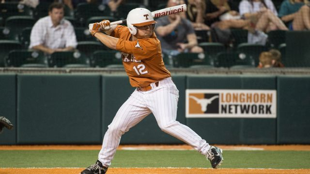 #24 Texas Tech vs. Texas - 5/2/2015 (re-air)