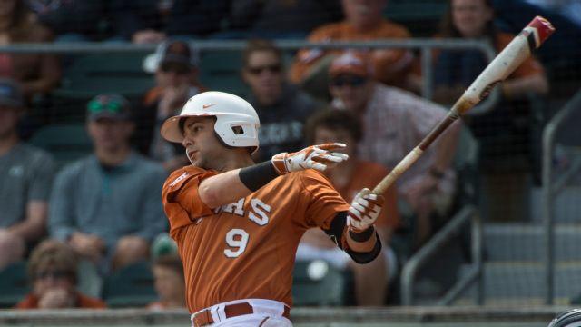 Texas State vs. Texas (Baseball)