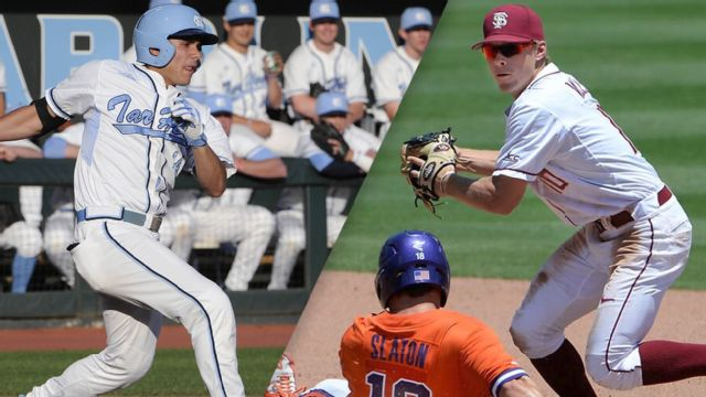 North Carolina vs. #14 Florida State (Pool Play Round) (ACC Baseball Championship)