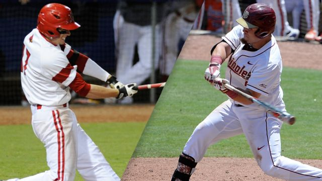 #4 Louisville vs. #14 Florida State (Pool Play Round) (ACC Baseball Championship)