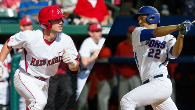 #24 Arkansas vs. #7 Florida (SEC Baseball Tournament)
