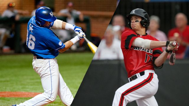 Kentucky vs. #4 Louisville (Baseball)