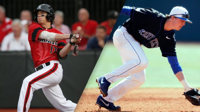#3 Louisville vs. Kentucky (Baseball)