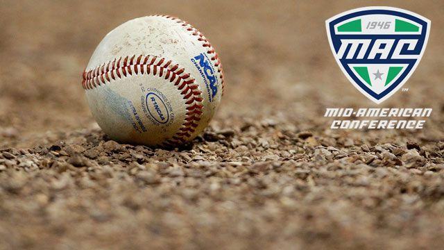 Ball State vs. Ohio (Championship - Game 1) (MAC Baseball Championship)