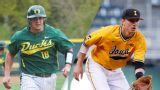 Oregon vs. Iowa (Site 4 / Game 1) (NCAA Baseball Championship)