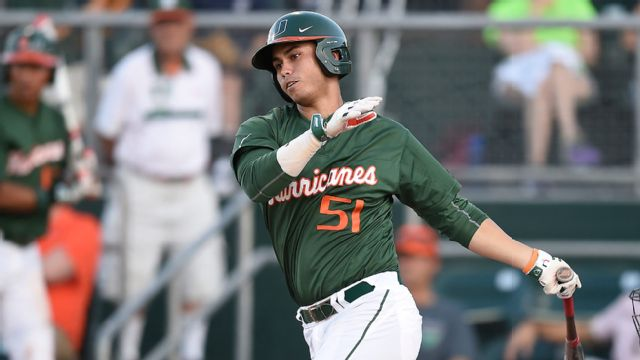Florida International vs. #5 Miami (Site 5 / Game 2) (NCAA Baseball Championship)