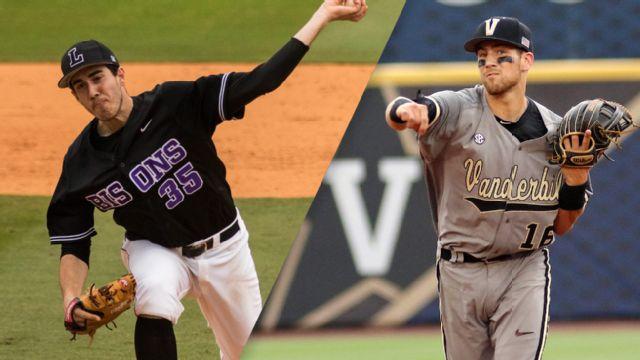 Lipscomb vs. Vanderbilt (Site 14 / Game 2) (NCAA Baseball Championship)