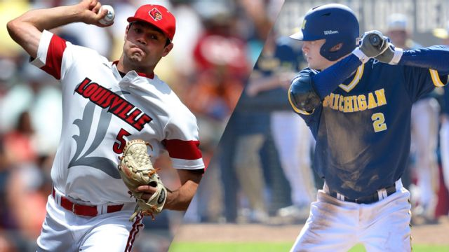#3 Louisville vs. Michigan (Site 16 / Game 4) (NCAA Baseball Championship)