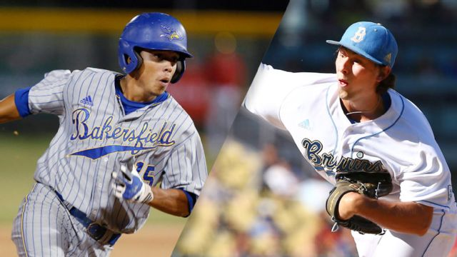 Bakersfield vs. #1 UCLA (Site 1 / Game 2) (NCAA Baseball Championship)