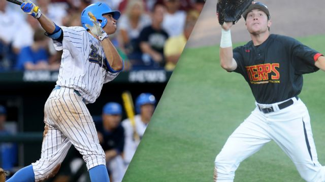 #1 UCLA vs. Maryland (Site 1 / Game 7) (NCAA Baseball Championship)