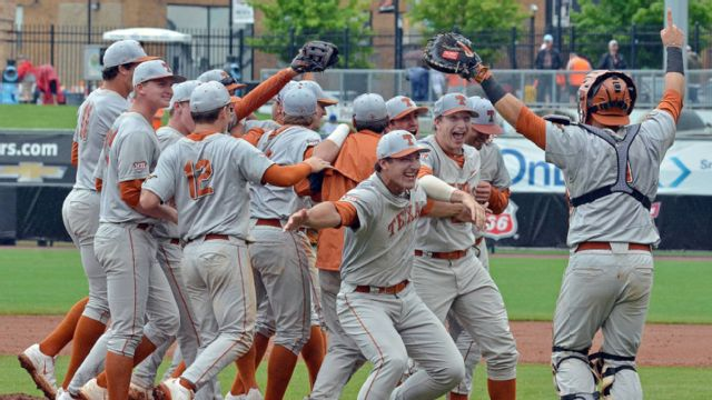 Texas vs. Oklahoma State  - 5/24/2015