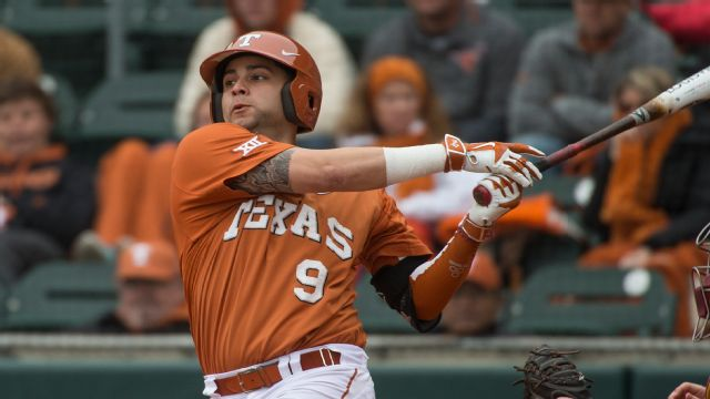 Texas vs. Oklahoma State - 5/24/2015 (re-air)