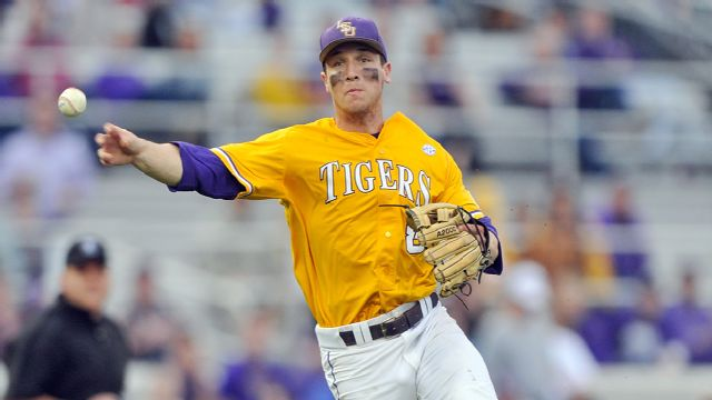 LSU vs. Florida (Championship) - 5/25/2014 (re-air)