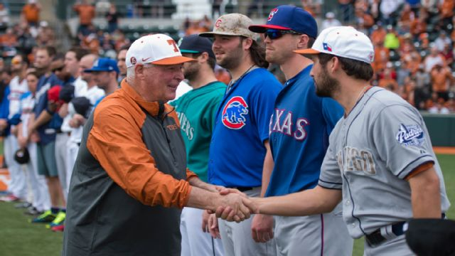 Texas Baseball Alumni Game