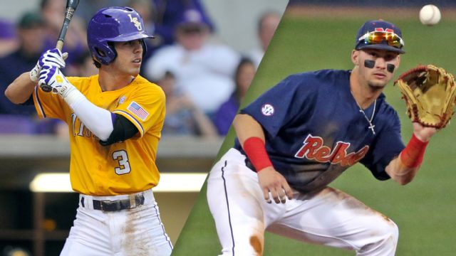 #13 LSU vs. #12 Ole Miss (Baseball) (re-air)