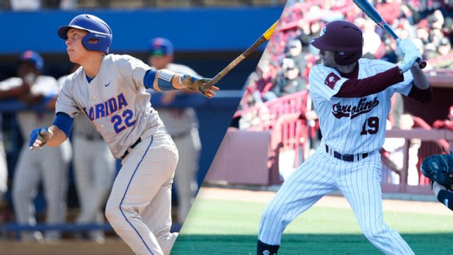 #1 Florida vs. #5 South Carolina (Baseball)