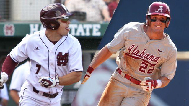 #4 Mississippi State vs. Alabama (Baseball)