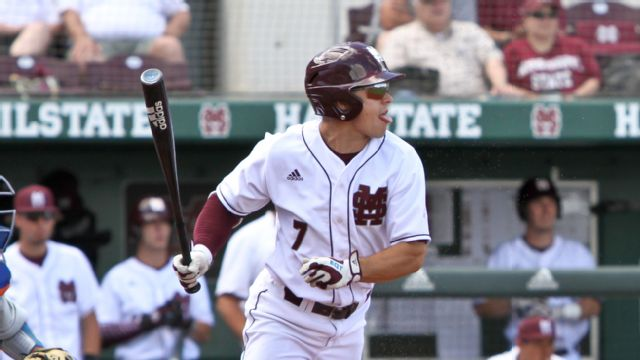 Missouri vs. #4 Mississippi State (Baseball)