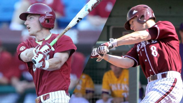 Alabama vs. Mississippi State (Second Round) (Second Round) (SEC Baseball Tournament)