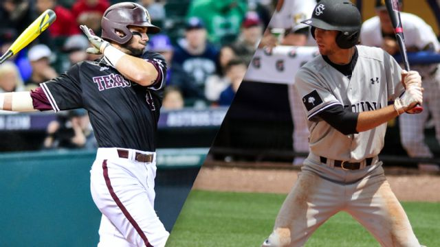 #2 Texas A&M vs. #9 South Carolina (Third Round) (SEC Baseball Tournament)