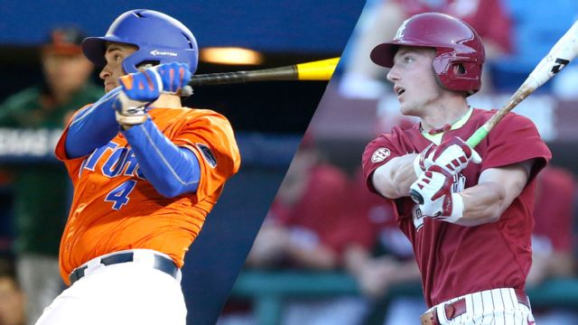 #1 Florida vs. Alabama (Third Round) (SEC Baseball Tournament)