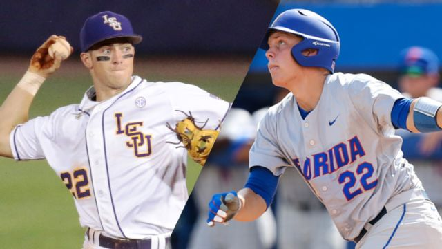 #7 LSU vs. #1 Florida (Semifinal #2) (SEC Baseball Tournament)