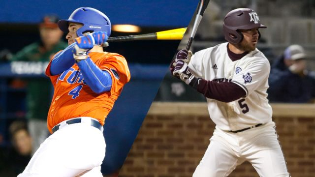 Florida vs. Texas A&M (Championship) (SEC Baseball Tournament) (re-air)