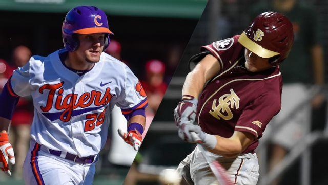 #15 Clesmon vs. #13 Florida State (Championship) (ACC Baseball Championship)