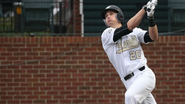 Western Kentucky vs. #5 Vanderbilt (Baseball)