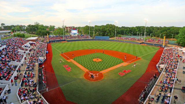 Arkansas-Pine Bluff vs. #10 Ole Miss (Baseball)