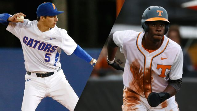 #1 Florida vs. Tennessee (Baseball)