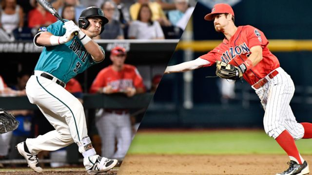 Coastal Carolina vs. Arizona (CWS Finals Game 3)